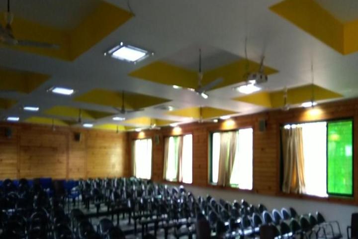 Sant Muktabai Arts and Commerce College-Auditorium