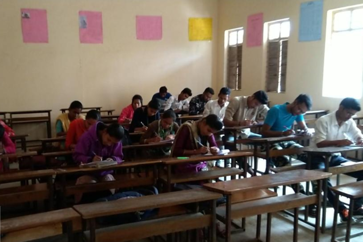 Sant Muktabai Arts and Commerce College-Classroom