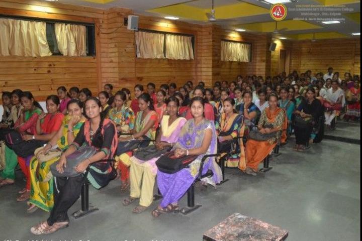 Sant Muktabai Arts and Commerce College-Seminar