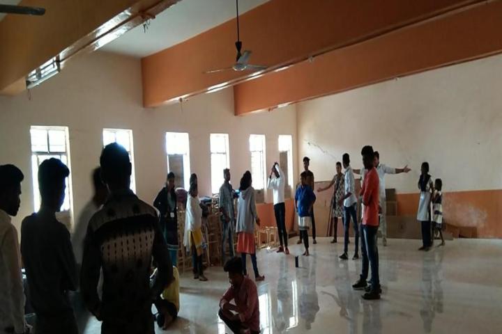 Sant Muktabai Arts and Commerce College-Yoga