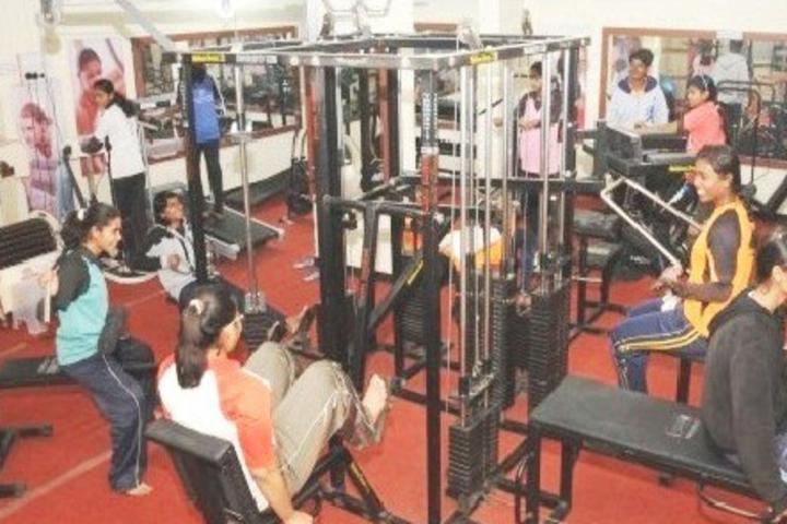 Dr Annasaheb G D Bendale Mahila Mahavidyalaya-Gym