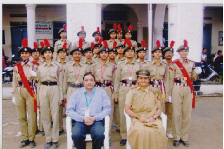 Dr Annasaheb G D Bendale Mahila Mahavidyalaya-NCC