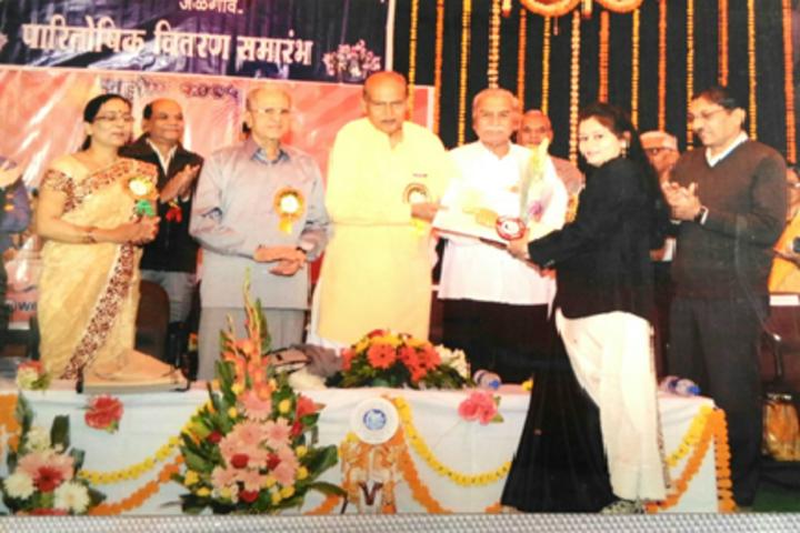 Dr Annasaheb G D Bendale Mahila Mahavidyalaya-Prize Distribution