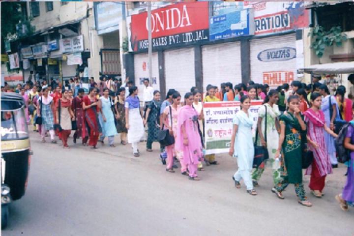 Dr Annasaheb G D Bendale Mahila Mahavidyalaya-NSS