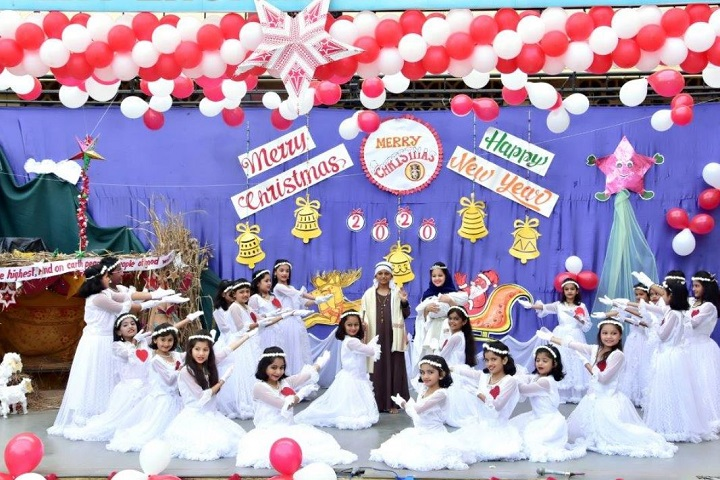 St. Teresa's Convent English Medium Higher Secondary School - Christmas Celebration