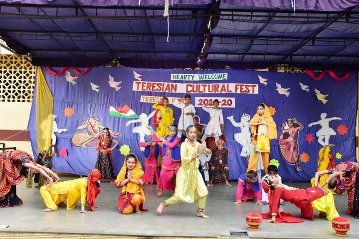 St. Teresa's Convent English Medium Higher Secondary School - Cultural Activities