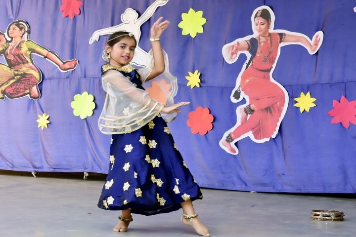 St. Teresa's Convent English Medium Higher Secondary School - Dance
