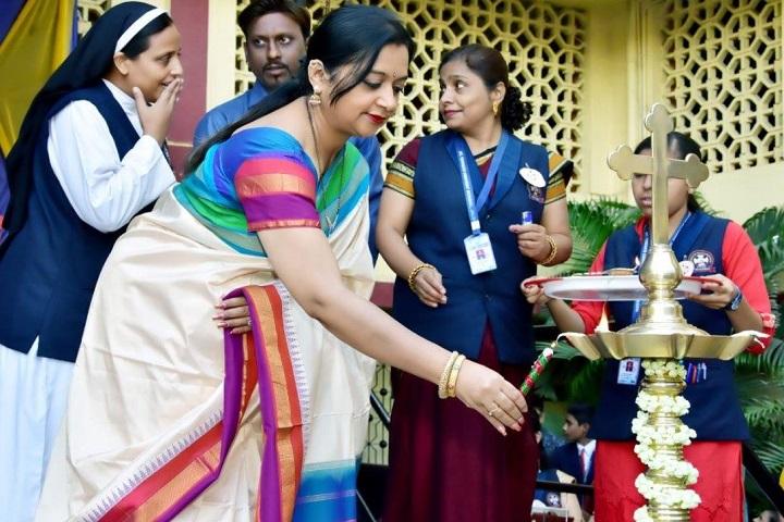 St. Teresa's Convent English Medium Higher Secondary School - Events