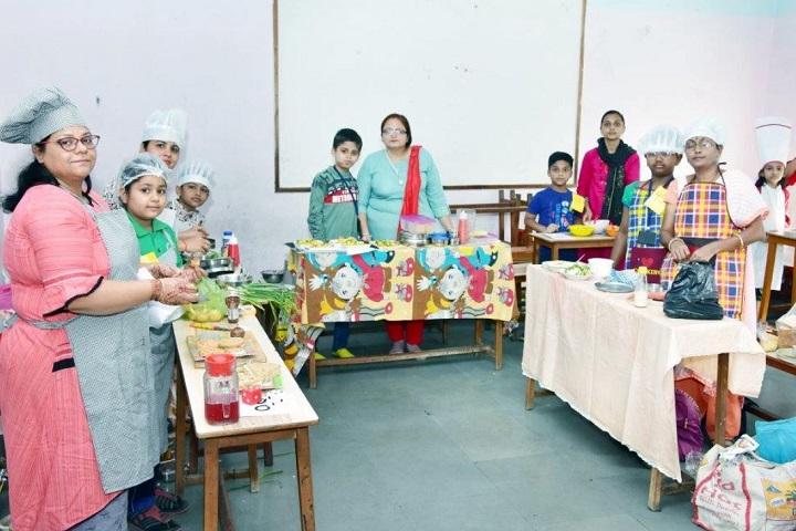 St. Teresa's Convent English Medium Higher Secondary School - Food Festival