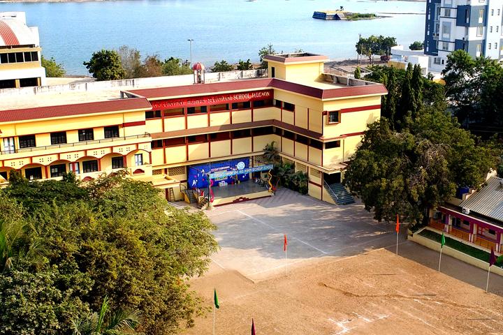 St. Teresa's Convent English Medium Higher Secondary School - School Campus
