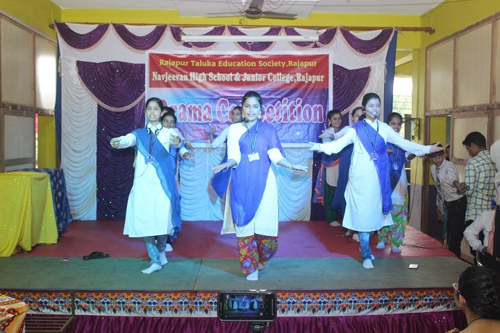 Navjeevan High School and Junior College-Dance