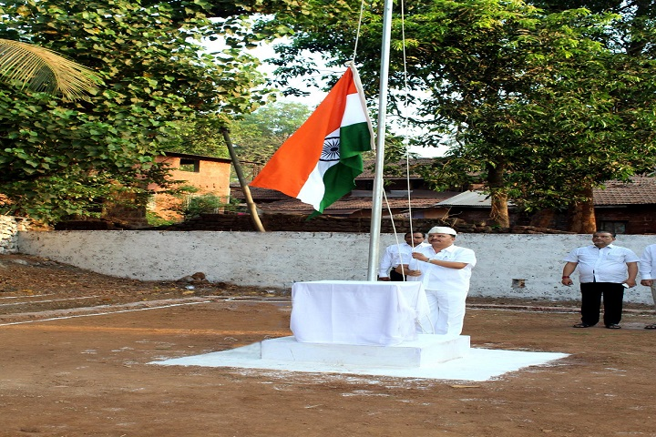 Navjeevan High School and Junior College-Independence day