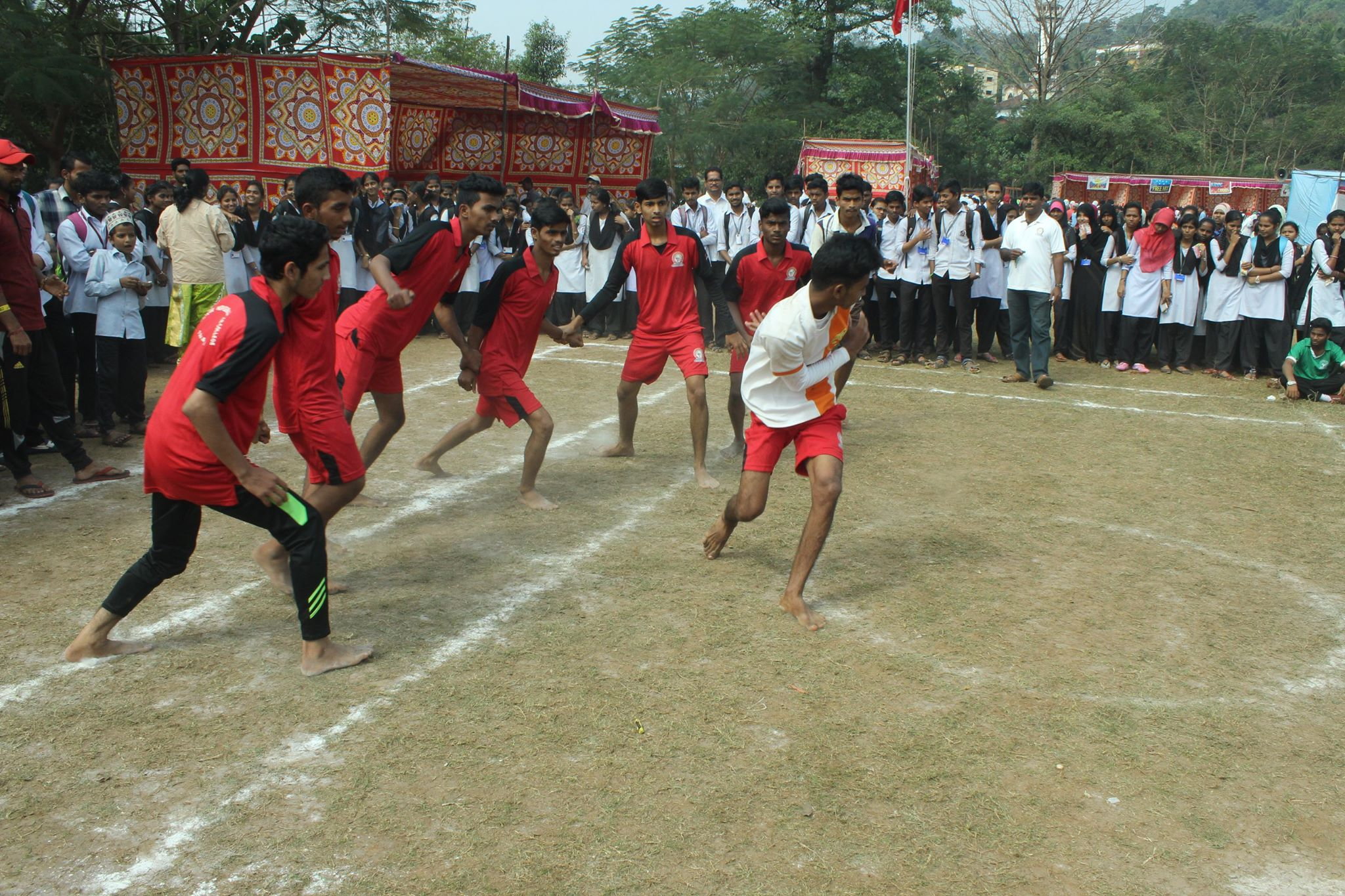 Navjeevan High School and Junior College-Sports