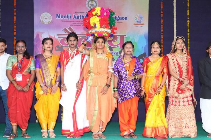Moolji Jaitha Junior College-Cultural Day