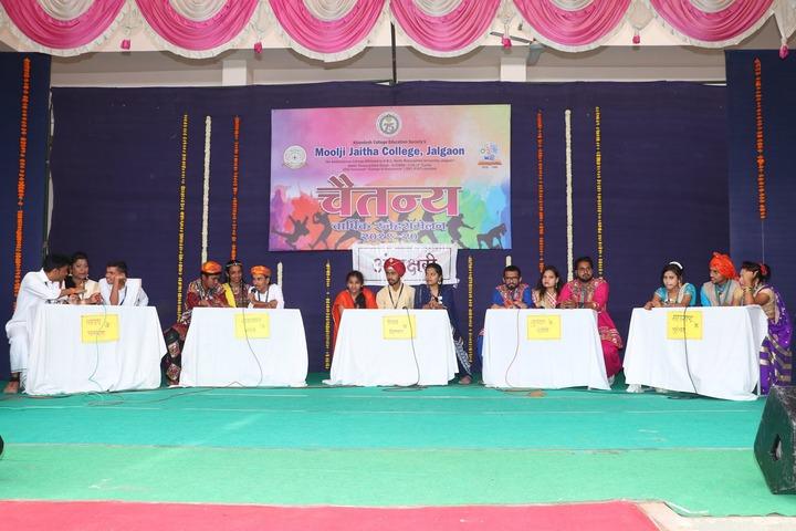 Moolji Jaitha Junior College-Debate