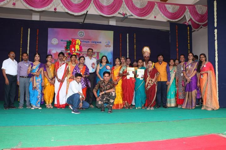 Moolji Jaitha Junior College-Fancy Dress