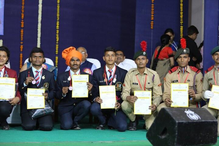 Moolji Jaitha Junior College-Prize Distribution