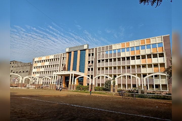 Moolji Jaitha Junior College - College Building