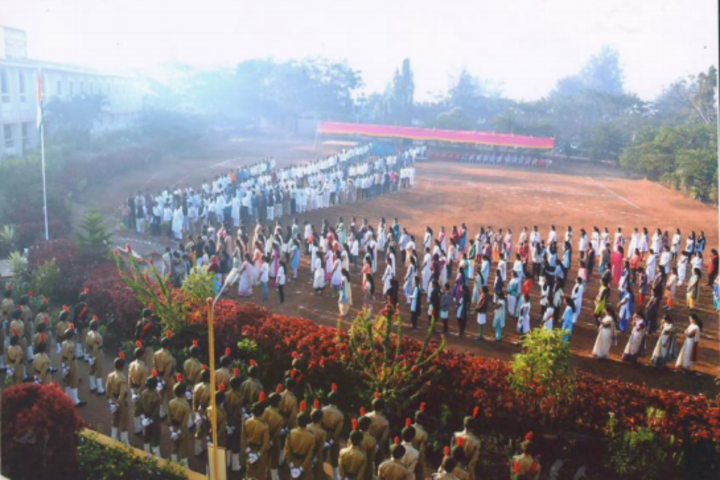 Balasaheb Desai College-Republic Day