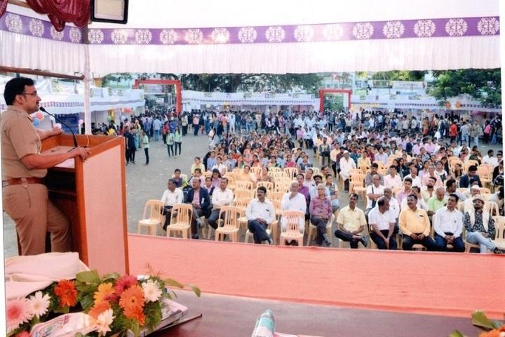 Yashavantrao Chavan Junior College-Annual Day