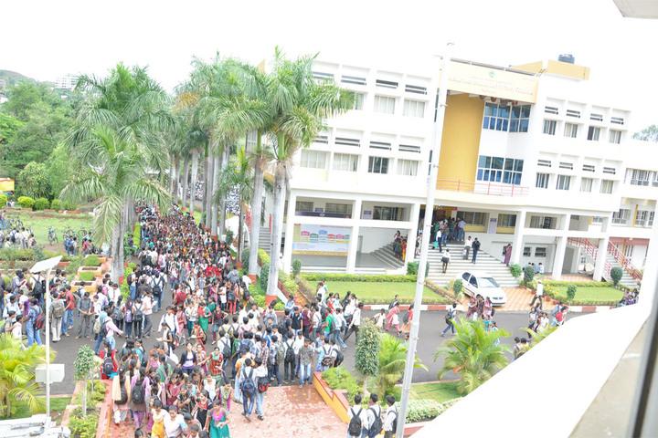 Yashavantrao Chavan Junior College-Campus View