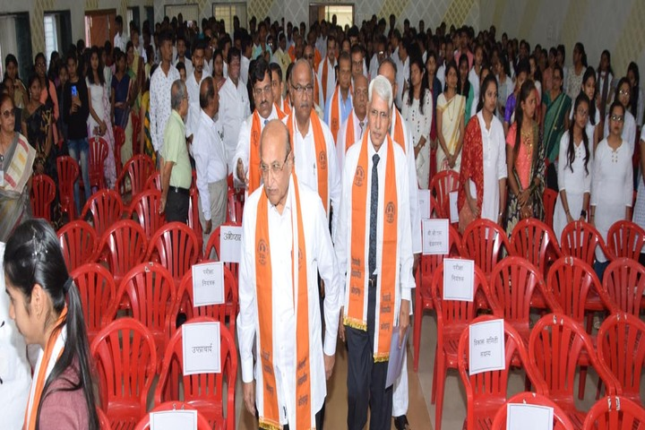Yashavantrao Chavan Junior College-Convocation Function