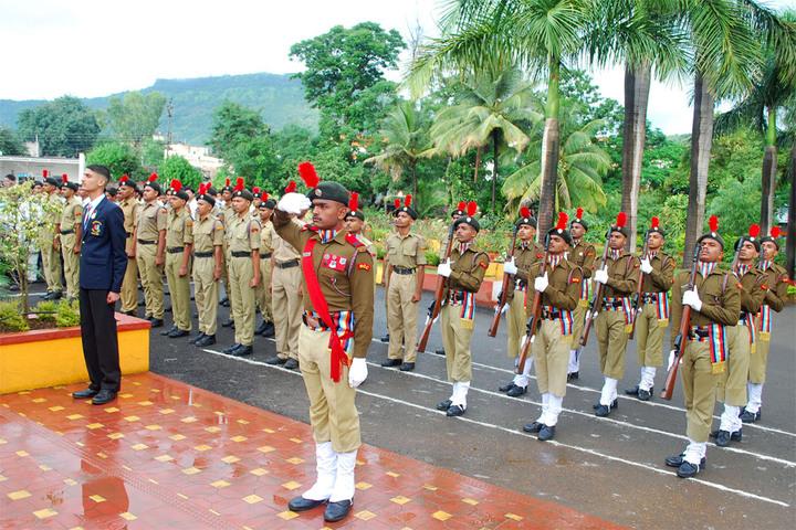 Yashavantrao Chavan Junior College-NCC