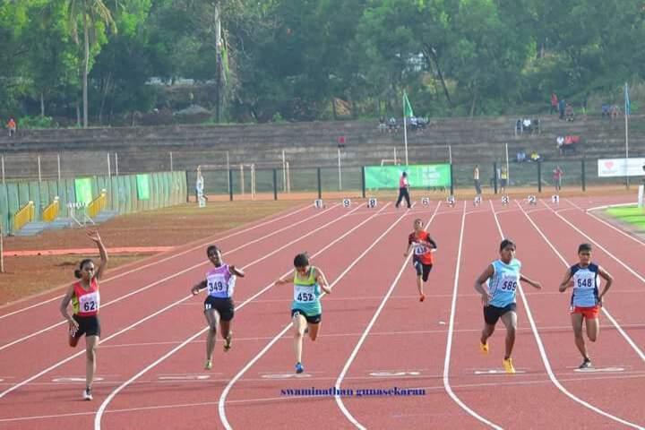 Yashavantrao Chavan Junior College-Sports Day