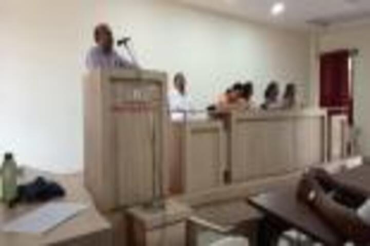 Kamala College-Seminar