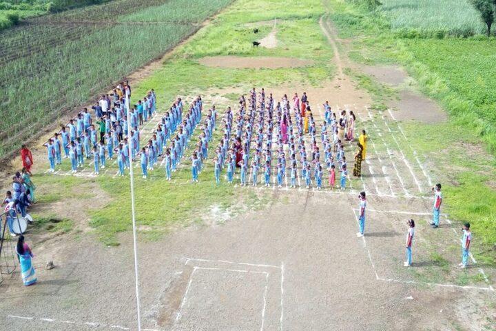 Global English Medium School and Junior College-Annual Sports Day