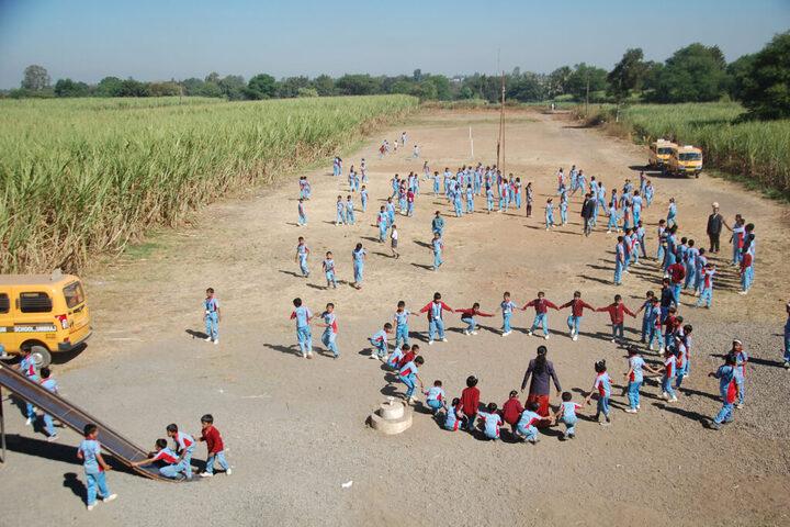 Global English Medium School and Junior College-Sports Day