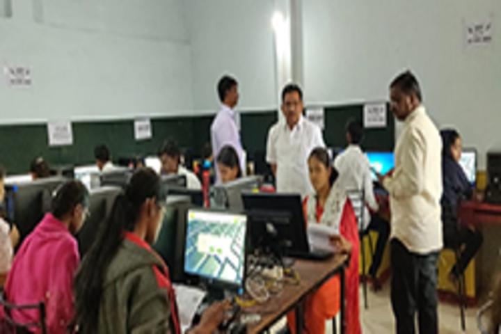 Digambarrao Bindu Arts and Commerce College-IT Lab
