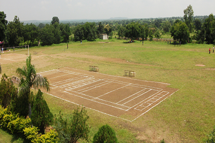 Digambarrao Bindu Arts and Commerce College-Play Ground