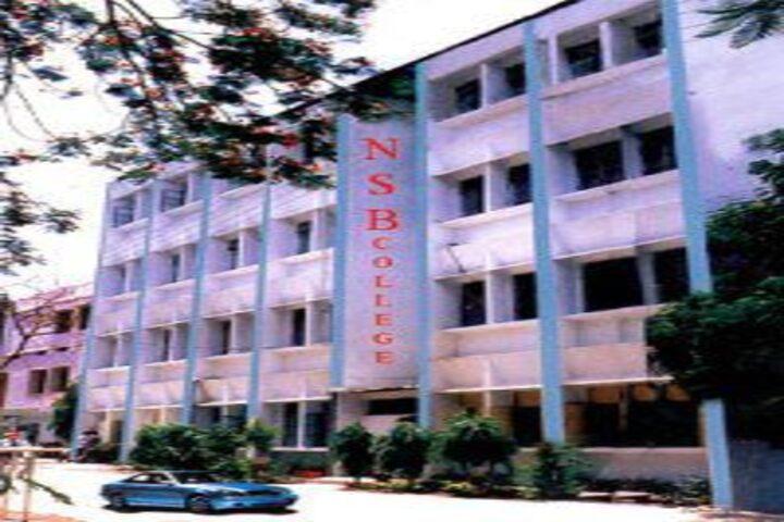 Netaji Subhash Chandra Bose College-Campus View