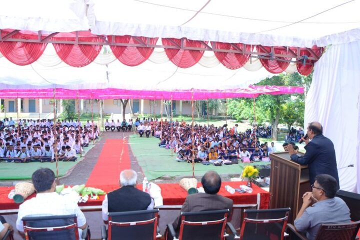 N E S Science College-Annual Day