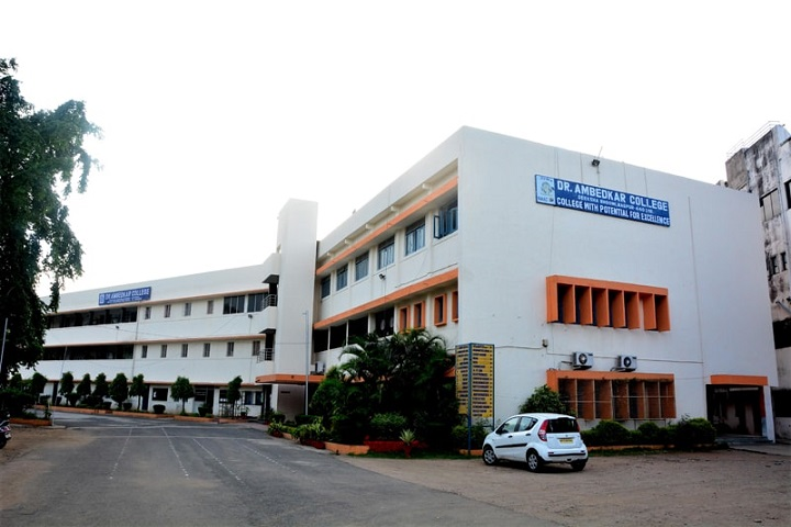 Dr Ambedkar Junior College-Administration Building