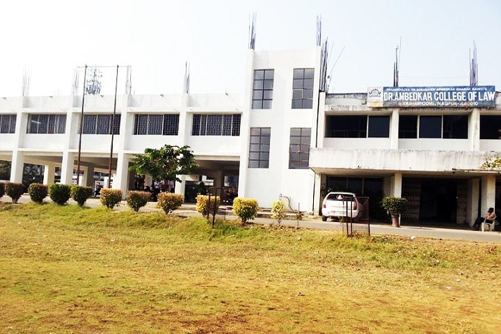Dr Ambedkar Junior College-Law Building