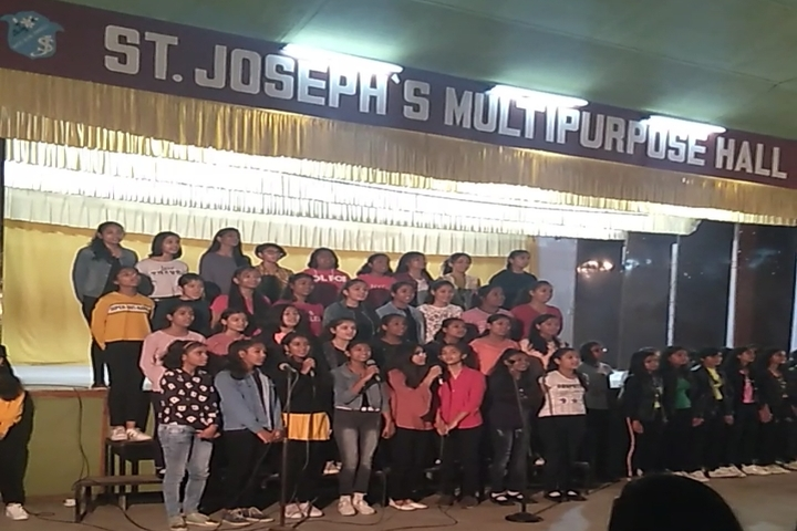 St Josephs Convent Junior College-Annual Day