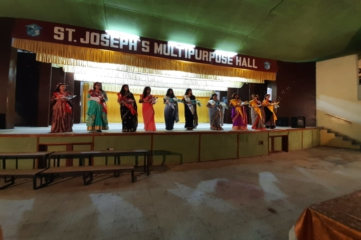 St Josephs Convent Junior College-Farewell