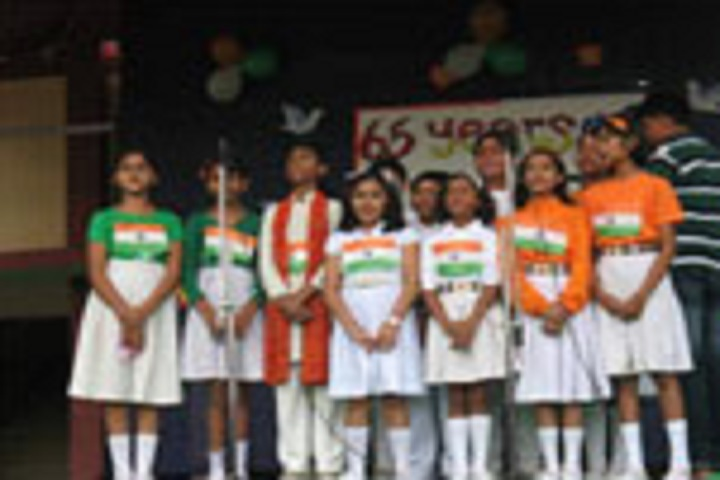St Vincent Pallotti School-Independence day events