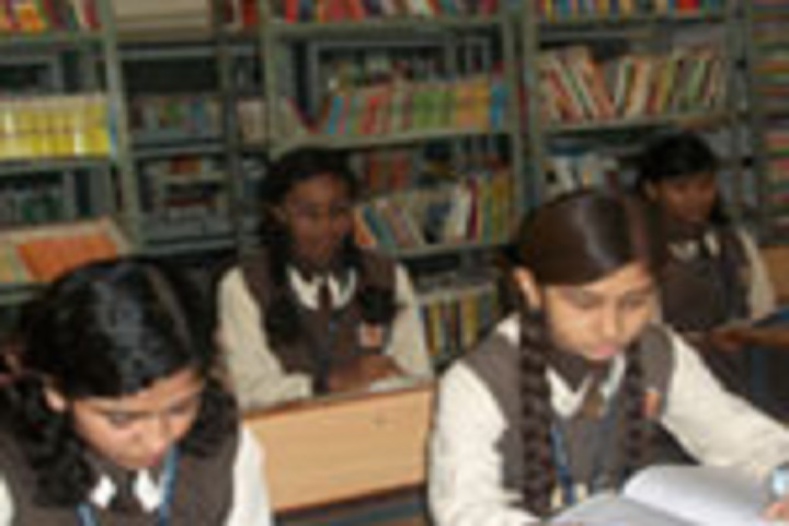 St Vincent Pallotti School-Library