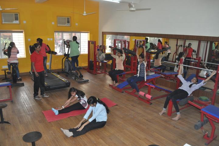 Kaushalya Devi Maheshwari Mahila Junior College-Gym