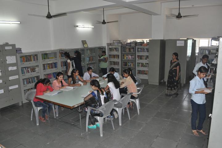 Kaushalya Devi Maheshwari Mahila Junior College-Library