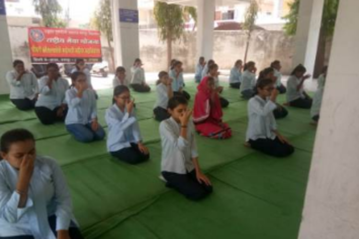 Kaushalya Devi Maheshwari Mahila Junior College-Yoga