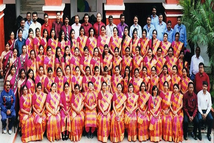 St Ursula Girls High School and Jr College-Group Photo