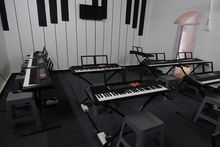 St Ursula Girls High School and Jr College-Music Room