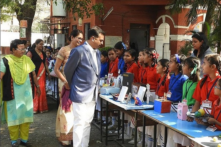 St Ursula Girls High School and Jr College-Science Exhibition