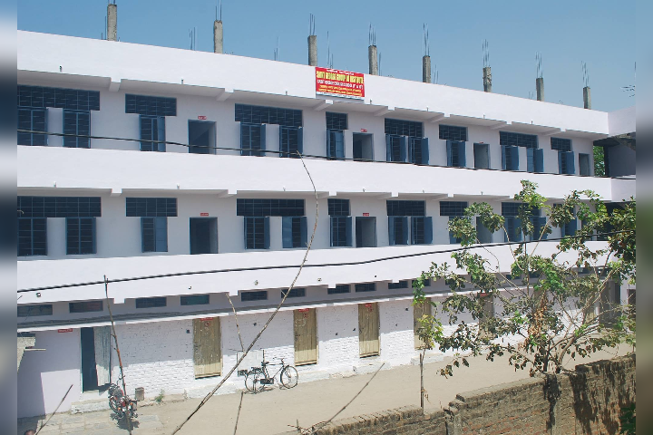 St. George's College - School Building