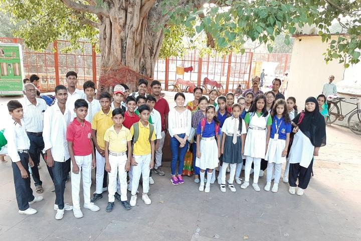 Parmanand Public School-Group Photo