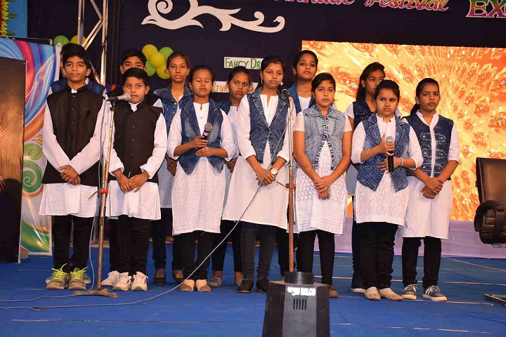 St Xavier Public School-Group Song
